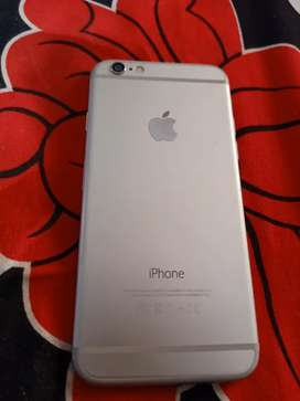 "Apple iPhone 6 64 GB. ""Premium White & Silver"""