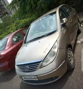 Tata Manza 2010 CNG & Hybrids 73456 Km Driven