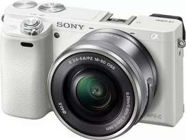 HCI - Kredit Sony Alpha 6000 + Bonus