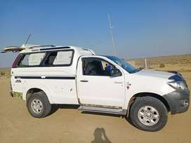 Toyota hilux single cabin 4x4