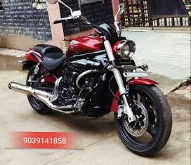 Hyosung aquila pro 650cc in top condition