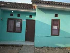 Rumah subsidi standar developer 36/72