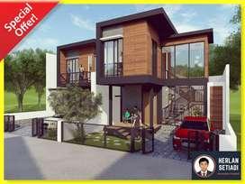 Rumah 2 Lantai 30menit ITB Dago Setiabudi di Lembang Patrol Utara