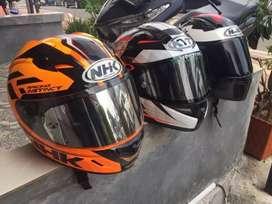 Jual/Sale helm KYT k2r/NHK gp1000/hjc Lorenzo