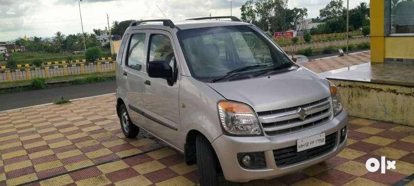 Maruti Suzuki Wagon R VXi BS-III, 2009, Petrol 0