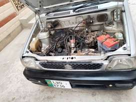 Mehran vx good condition colour silver