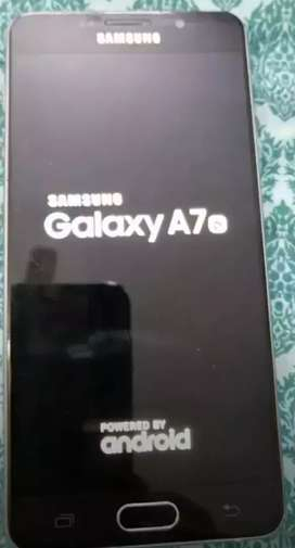 I'm selling my mobile A7 6. Good Condition.  3/32 .only mobile.