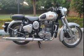 Classic 350, Single owner, well maintained
