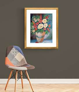 Home Decoration Paintings matching furniture