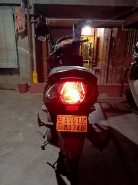 Excellent condition honda dio , 2 years old only