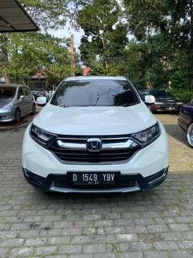 CRV turbo putih 2018/2019 low km