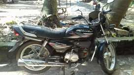 Button start Hero honda super splendor