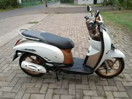 Honda Scoopy Pjk hidup dki