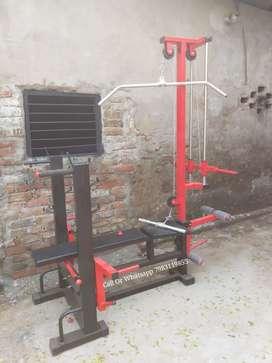 Sabke Rate Alag Hi Gym Bench Heavy Quality Sasta nhi Sabse Acha