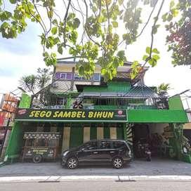 Ruko Dan Kost Dijual Tepi Jalan Dekat Univ PGRI Yogyakarta