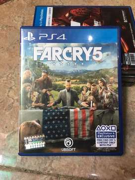 Far Cry 5 - PS4 DVD - Kaset Second