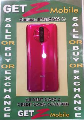 Mi Poco X2 Phoenix Red 6/128 GB