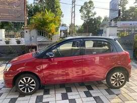 Toyota Etios Liva V, 2017, Petrol