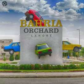 Bahria Orchad Plot for Sale
