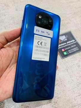 Poco X3 NFC RAM 6/64 fullset original bergaransi bisa tt