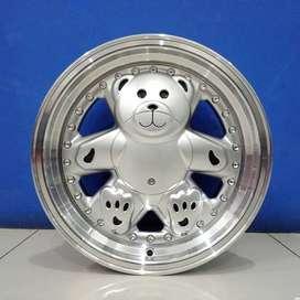 Velg HSR Bear R15x8 Hole8x100-114.3