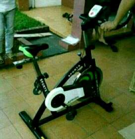 New Spinning bike Bergaransi