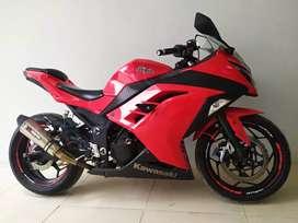Kawasaki Ninja 250 FI ( Plat Kota Madya )