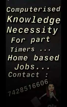 Are you looking for an online job in India... ? Come now...