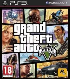 GTA V (5) for PS3