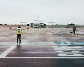 Apply Job Ground Staff Position in Airline Sky Career Golden Job Oppor