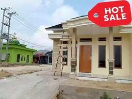 Rumah hak milik dan sudah pecah sertifikat