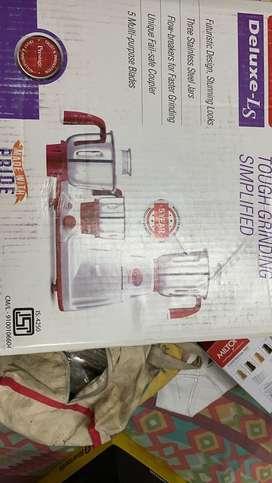 Brand new mixer