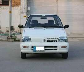 Suzuki Mehran on installments 20% downpayment