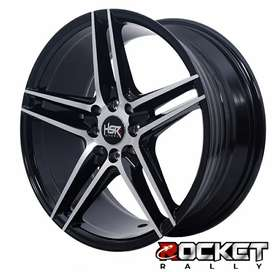 Velg HSR Ring 17 for jazz,mobilio,yaris,swift,freed,mazda,sigra,