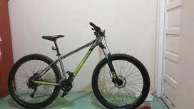Sepeda gunung poligon premier 5 ukuran 27.5 (net sudah)