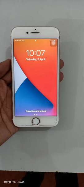 I phone 6s 32gb bettary health 80% not bill box only charger