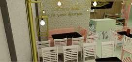 Cafe Cewek Design 3D