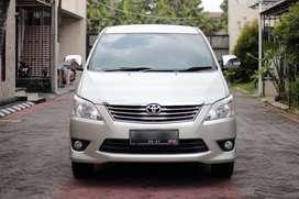 Toyota Innova 2.0 G A/T 2011 - AD Solo