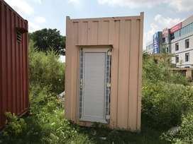 , portable mobile toilet, porta cabins/ vip office containers