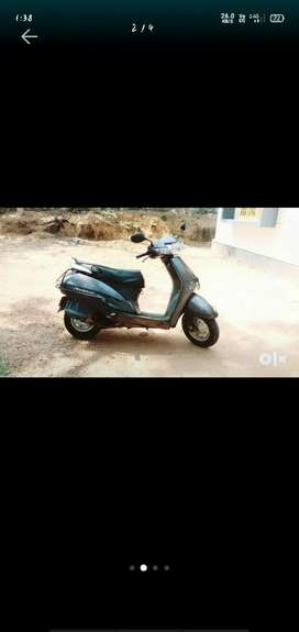2013 model honda activa for sale well condition