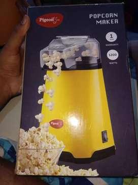 Pigeon Popcorn Maker