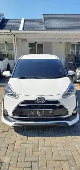 Jual Toyota Sienta simpanan