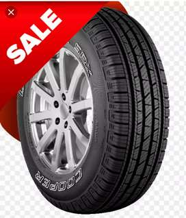 International standard quality car tyres available