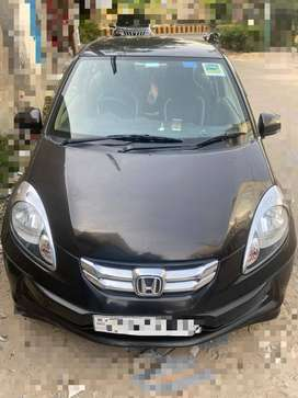 Honda Amaze 2015 CNG & Hybrids Well Maintained