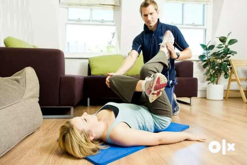 Fitness training at door step 0