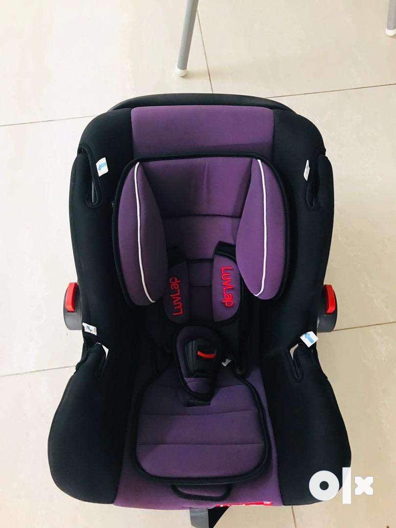 Luvlap Baby car seat (0 to 13kgs) 0