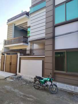 5 Marla Beautiful Constructed House in Aslam Colony Attock