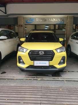 Daihatsu Rocky 1.2 X AT 2021 KM 600 Perak