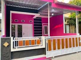 Rumah Milik Saya Sendiri , Rumah sinar waluyo Siap Huni Tanpa renovasi