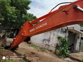 Tata Hitachi zx120